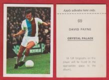 Crystal Palace David Payne